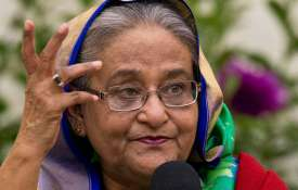 Bangladesh PM Sheikh Hasina disapproves immediate sedition case against Hindu woman | AP- India TV