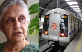 Sheila Dixit work list during her tenure as CM Delhi- India TV