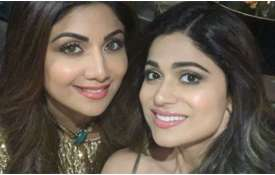Shilpa shetty and shamita shetty- India TV