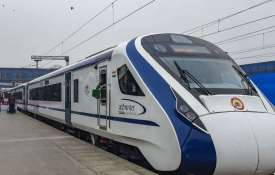 Vande Bharat Express flagged off for trial run between Delhi to Katra | PTI File- India TV