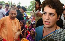 Priyanka Gandhi's jibe at Yogi's Sonbhadra...- India TV