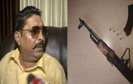 Patna police raid to arrest MLA Anant Singh- India TV