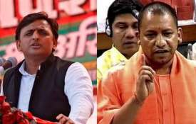 Akhilesh Yadav and Yogi Adityanath | PTI File- India TV