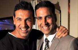 <p>John abraham - Akshay...- India TV