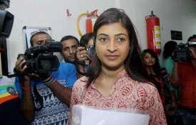 Alka Lamba- India TV