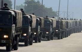 कश्मीर में सेना भेजने के बाद पाकिस्तान में हड़कंप- India TV