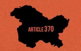 Article 370- India TV