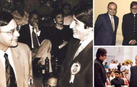 Amitabh Bachchan with Arun Jaitley- India TV