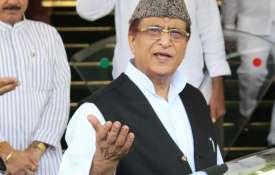 भूमाफिया घोषित होने के बाद सपा सांसद आजम खां एक माह से नहीं आए रामपुर- India TV