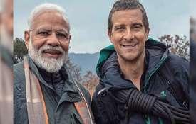 पीएम मोदी- बेयर...- India TV