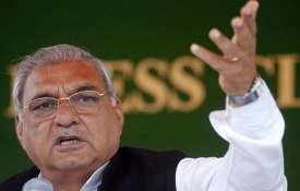 Bhupinder Singh Hooda statement on Leaving politics - India TV