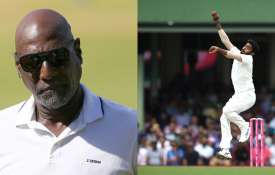 Vivian Richards and Jasprit Bumrah- India TV