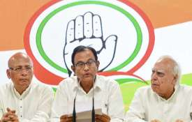 Congress leader P...- India TV