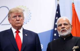 PM Narendra Modi and US President Donald Trump | AP File- India TV