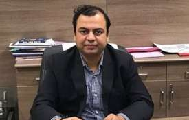 Gujarat IAS officer Gaurav Dahiya suspended on charges of bigamy and cheating   Twitter Photo- India TV