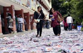 DUSU Elections 2019 dates declared- India TV