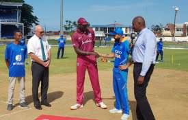 Live Cricket Score India vs West Indies 3rd ODI Queen's Park Oval, Port of Spain, Trinidad Live Blog- India TV