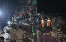 Building collapse in Bhiwandi- India TV