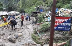 17 people died in cloud burst in Mori- India TV