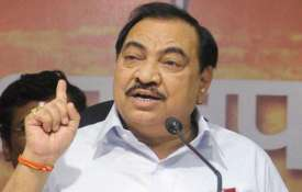 Eknath Khadse - India TV
