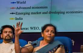Finance Minister Nirmala Sitharaman- India TV