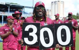 क्रिस गेल के रिकॉर्ड पर बोले होल्डर- हममें से कुछ 300 मैच की कल्पना भी नहीं कर सकते - India TV