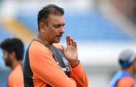 Ravi Shastri, Head Coach Team India- India TV