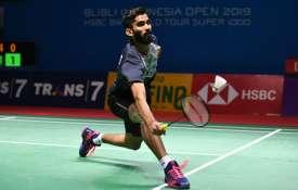 बैडमिंटन विश्व चैम्पियनशिप: दूसरे दौर में पहुंचे श्रीकांत, प्रणीत और प्रणॉय - India TV