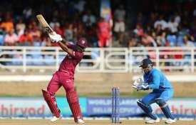 India vs West Indies Live Score 3rd ODI : Queen's Park Oval, Port of Spain, Trinidad Live Blog - लाइ- India TV