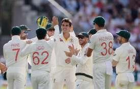 एशेज सीरीज, दूसरा टेस्ट: दूसरे दिन 258 रनों पर सिमटी इंग्लैंड की पहली पारी, जवाब में ऑस्ट्रेलिया ने- India TV