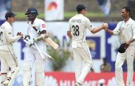 Srilanka vs Newzealand- India TV