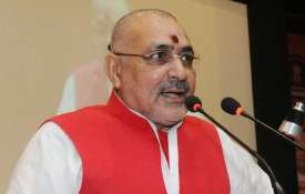 Giriraj Singh- India TV
