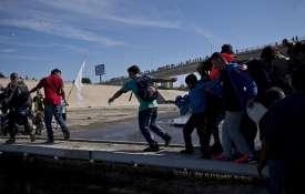 Mexico finds 65 lost Bangladeshi and Sri Lankan migrants in bad condition | AP Representational Imag- India TV