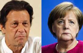 Imran Khan discusses Kashmir issue with German Chancellor Angela Merkel | AP File- India TV