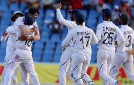 भारत बनाम वेस्टइंडीज टेस्ट मैच दूसरा दिन, भारत बनाम वेस्टइंडीज़ लाइव मैच स्कोर, लाइव मैच स्कोर, 1st - India TV