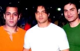 Salman Khan, Sohail Khan and Arbaaz Khan- India TV