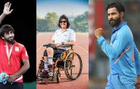 बजरंग के साथ दीपा मलिक को भी मिलेगा खेल रत्न, जडेजा सहित 19 को मिलेगा अर्जुन पुरस्कार - India TV