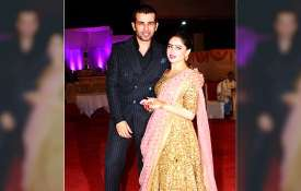 Jay Bhanushali and Mahhi Vij- India TV