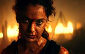 Kangana Ranaut in Dhaakad First Look Teaser - India TV