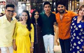 कपिल शर्मा- गिन्नी...- India TV