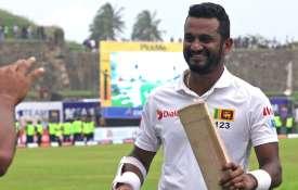 न्यूजीलैंड के खिलाफ जीत के बाद कप्तान करुणारत्ने ने गेंदबाजों को सराहा- India TV