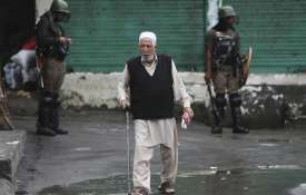 Situation in Kashmir peaceful on Eid, security alert issued   AP- India TV