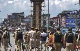 कश्मीर मामले में अमेरिका दक्षिण एशिया में संतुलित रुख रखना चाहता है: रिपोर्ट- India TV