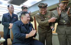 North Korea leader Kim Jong Un oversaw the test-firing of new weapon again | AP File- India TV