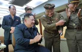 North Korea leader Kim Jong Un oversaw the test-firing of new weapon again | AP File- India TV Paisa