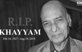 अलविदा खय्याम:...- India TV