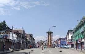 15 दिन बाद खुला श्रीनगर का लाल चौक, हटाए गए कंटीले तार- India TV