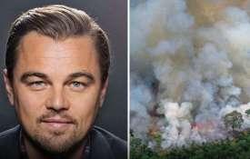 अमेजन में आग पर कम...- India TV