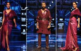 Lakme fashion week 2019 showstopper...- India TV