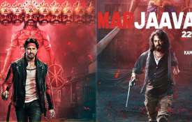 First look posters of Marjaavaan- India TV